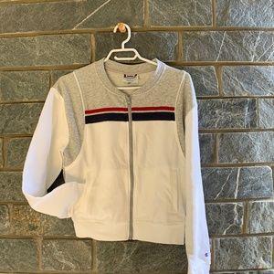 NWT Champion Heritage Warm-up Jacket